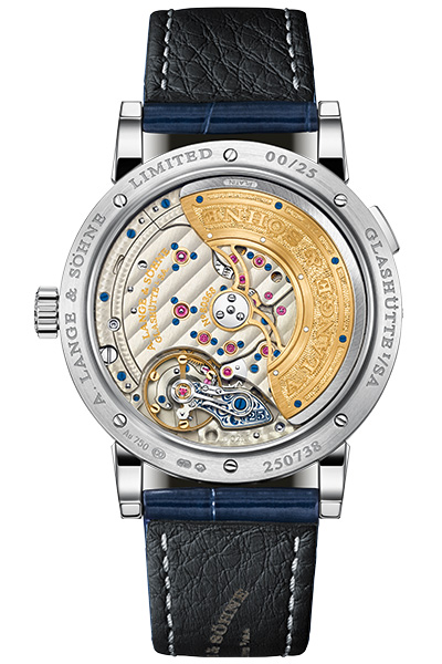 Lange 1 Daymatic « 25th Anniversary »