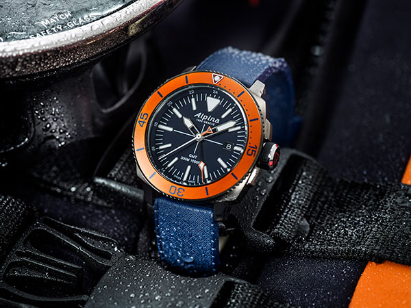 Seastrong Diver GMT