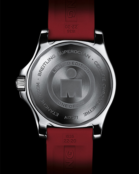 Superocean IRONMAN® Limited Edition