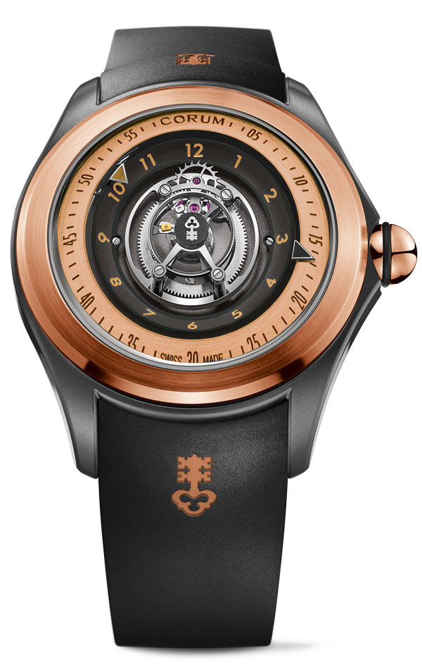 Bubble accueille son premier tourbillon central