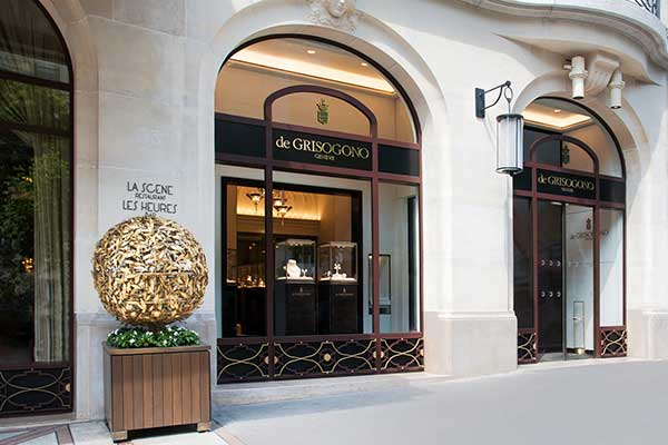 Boutique de Grisogono Paris