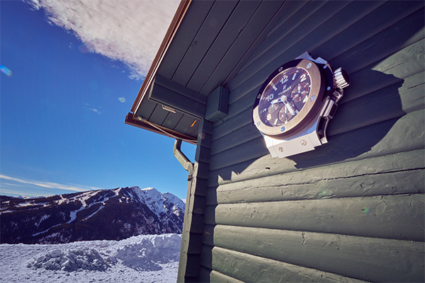 Chronométreur Officiel de la station de ski Aspen Snowmass
