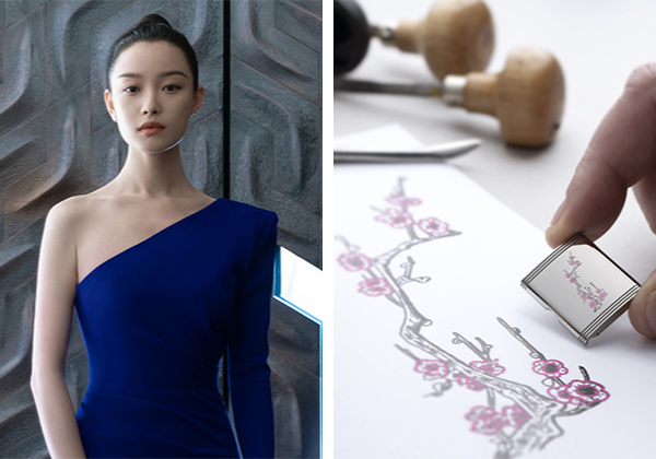 Celebrate time with a personalised engraving on your Jaeger-LeCoultre Reverso