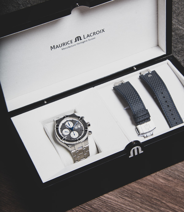 Aikon-ic: le Fine Watch Club et Maurice Lacroix