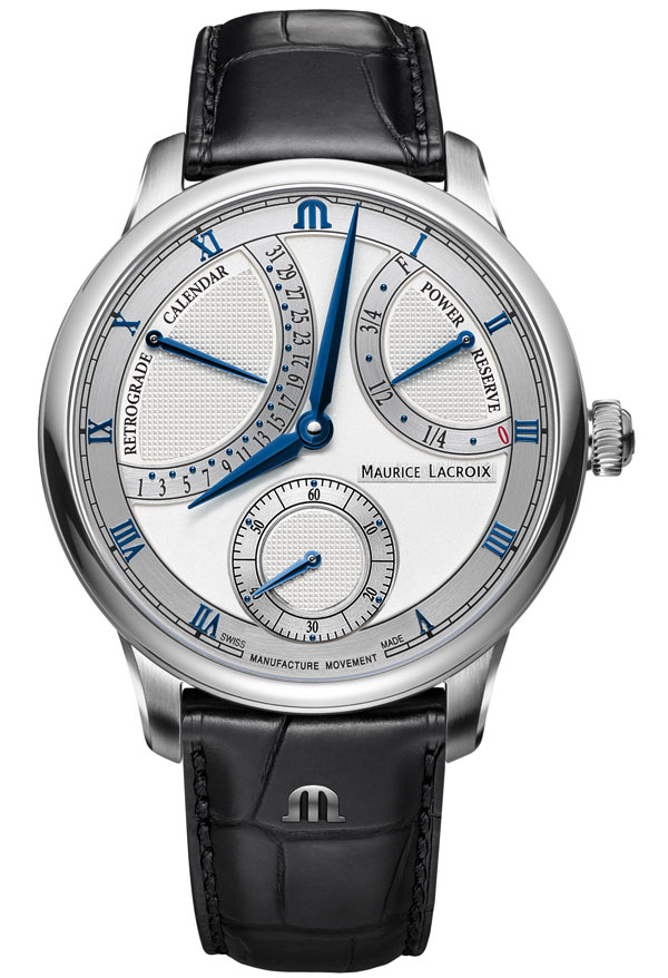 Masterpiece Calendrier Retrograde