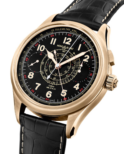 Montblanc 1858 Split Second Chronograph Limited Edition