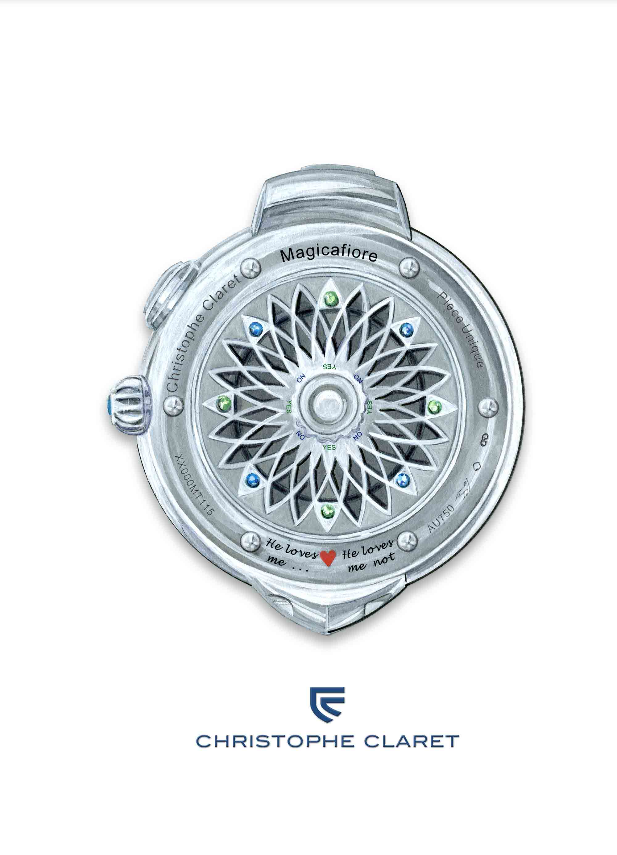 Magicafiore pour Only Watch 2017
