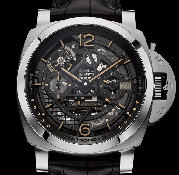 L'Astronomo Moon Phase