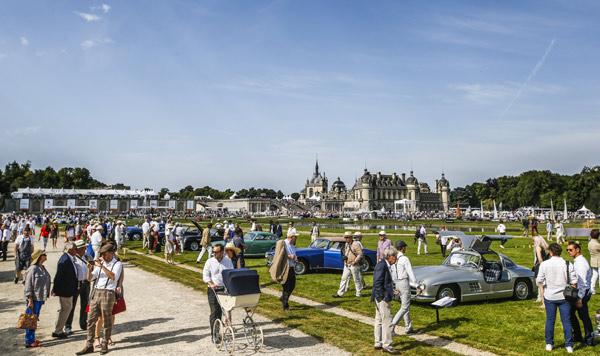 Chantilly Arts & Élégance 2019