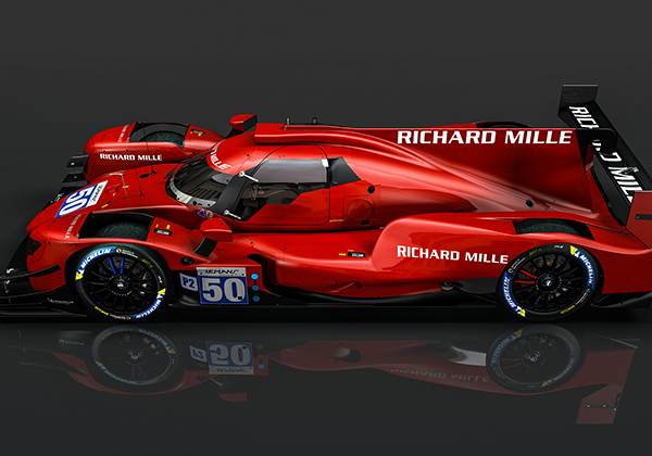 Le Richard Mille Racing Team