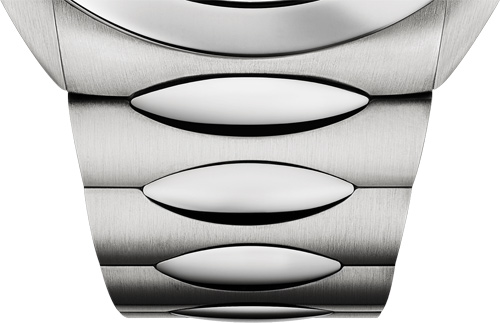 Organic forms : the bracelet of the Jürgensen One