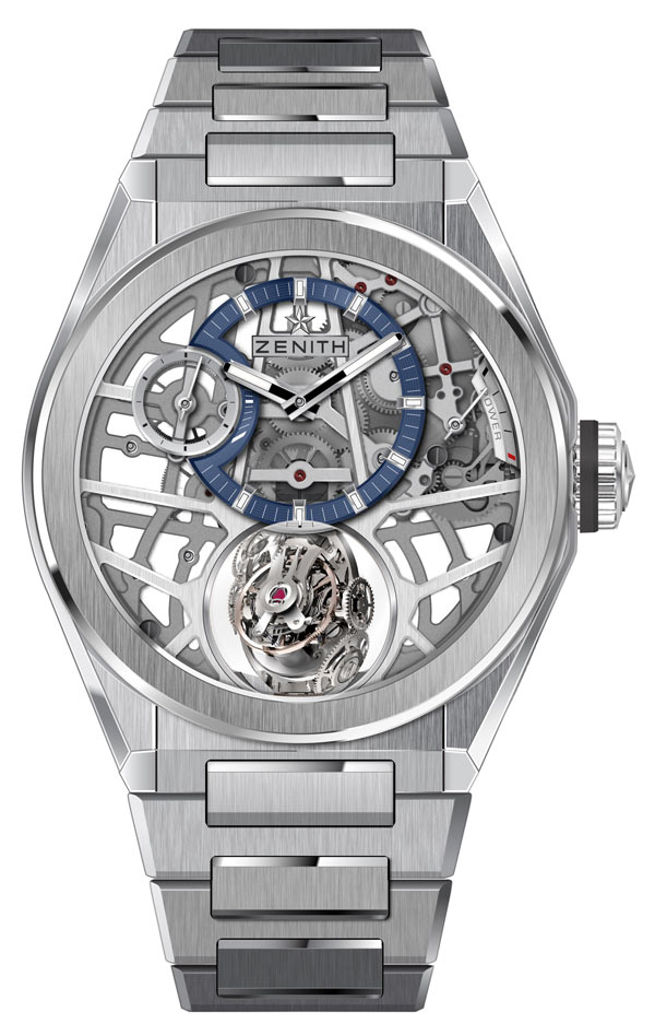 Zenith muscle sa collection Defy