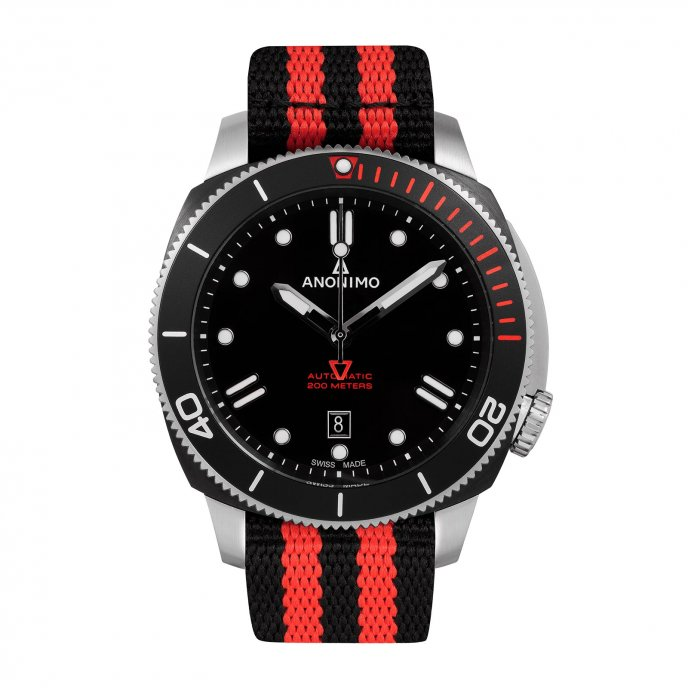 Gagnez une montre Anonimo Auto-Sailing Limited Edition