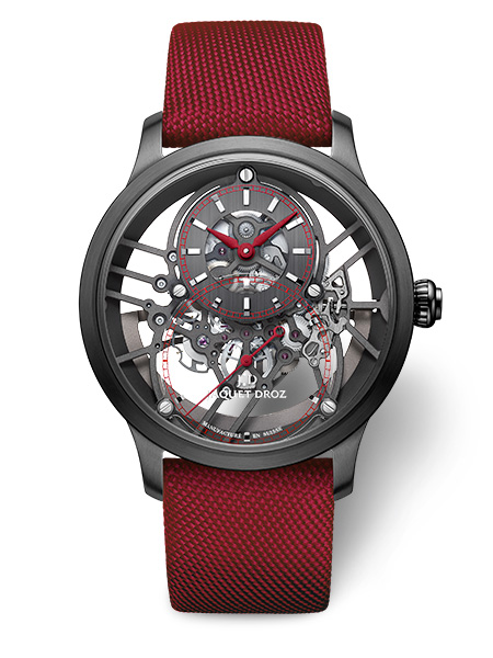 Grande Seconde Skelet-One Only Watch