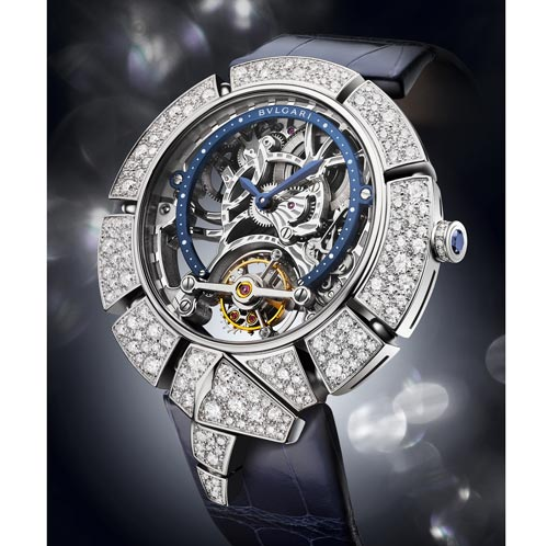 Bulgari Serpenti Incantati Tourbillon Squelette