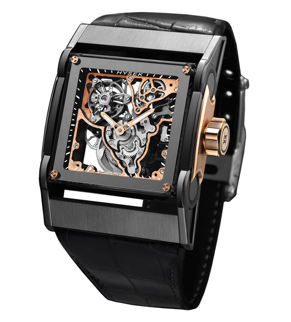 Hysek Furtif Tourbillon