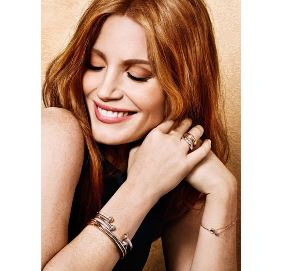 Jessica Chastain Piaget Possession